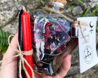 Lilith Honouring Ritual Kit | Altar Jar | Deity Work