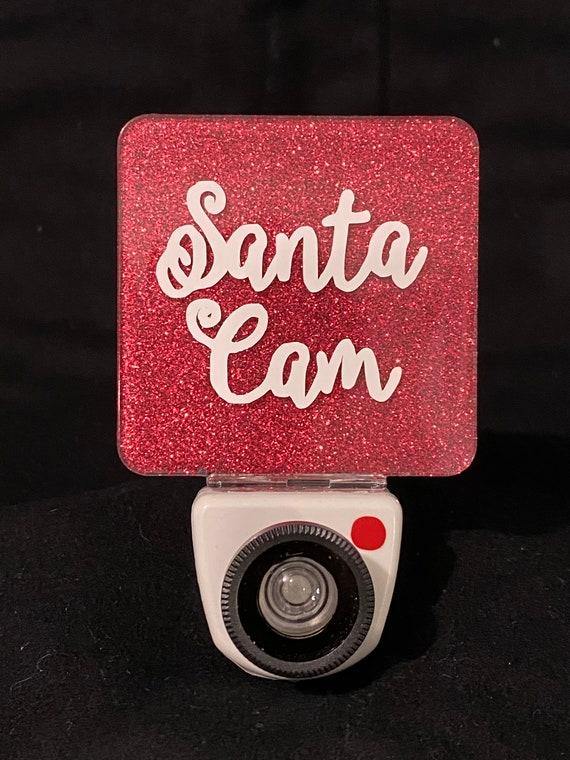 Santa Cam Night Light