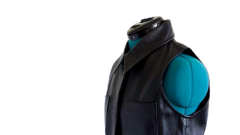 Vest Vintage Leather Vest Vintage Vest Festival Clothing Black Leather Rocker Chic Black Leather Vest Leather Top Leather Vest