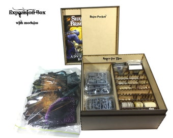 Shadows of Brimstone - Boxes
