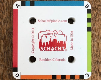 Weaving Cards by Schacht Spindle Co.
