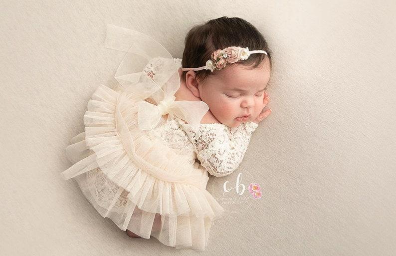 5e3a0e482d66b Newborn Photo Outfit, Newborn Girl Coming Home Outfit, Newborn Photography  Prop, Baby shower gift for girls, Newborn Photography Prop Outfit