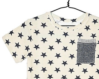 Kids t-shirt pattern pdf, boys t-shirt pattern, kids sewing patterns