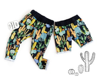 Kids and babies pants and shorts Sewing Pattern PDF, sewing patterns from 1 month to 10 years, Instant Download Sewing Pattern