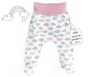 Baby Sewing Pattern Etsy
