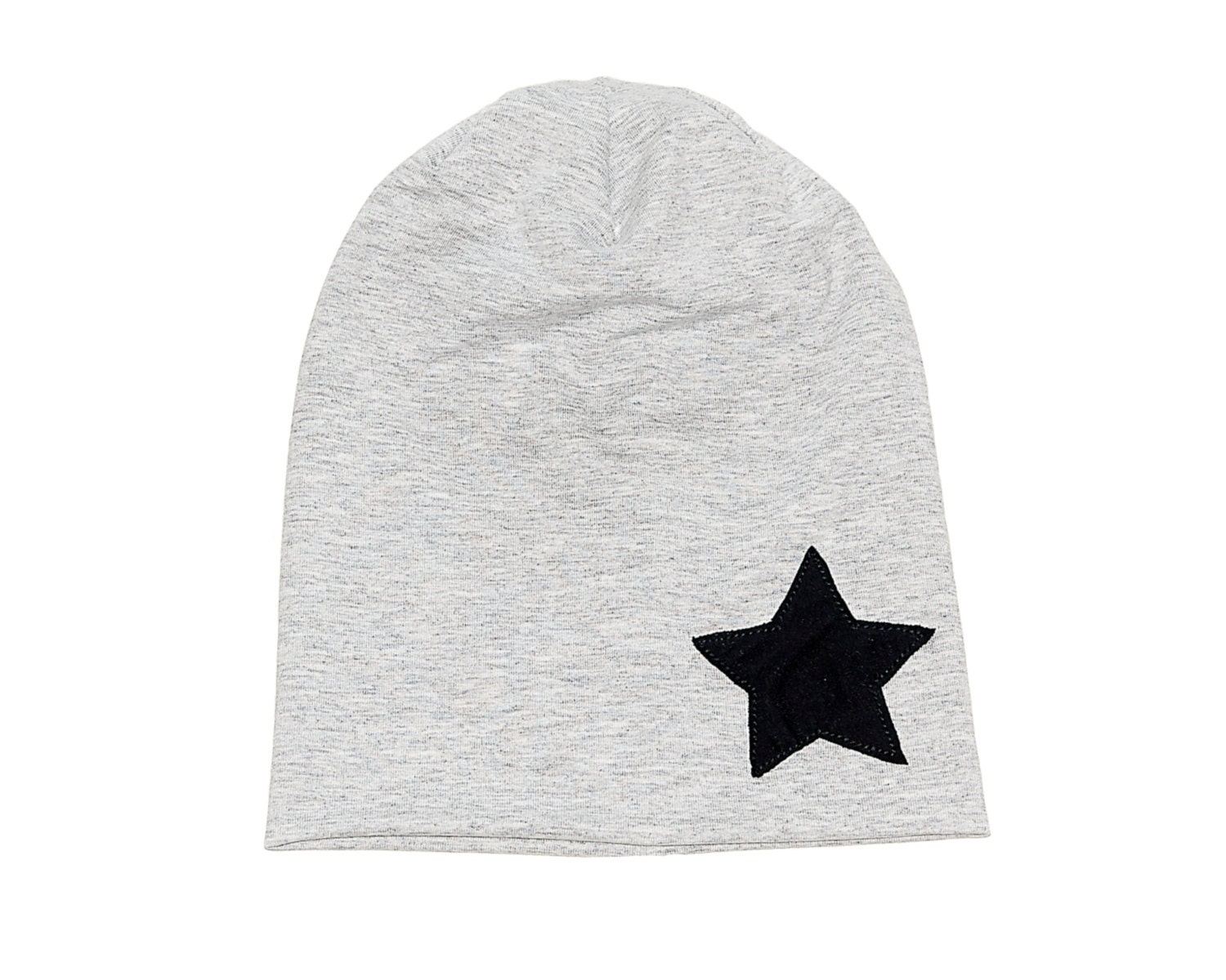 Sewing patterns and tutorials - slouchy beanie pattern PDF, sewing ...