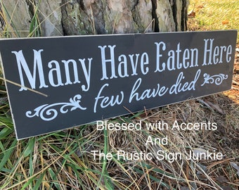Country Kitchen Sign Etsy