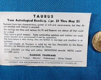 Virgo Zodiac Vintage Good Luck Collectable Coins/Tokens Not