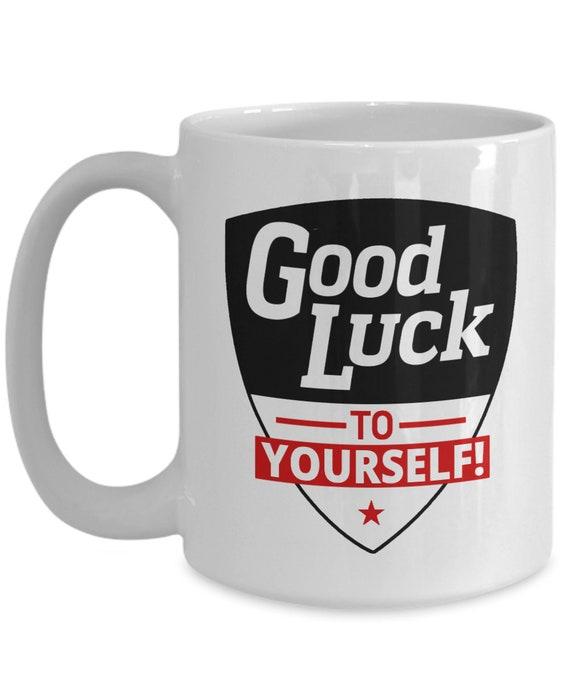 Outdoor Man Hurting Feelings Breakroom Inspired NEW 15 oz.Coffee Mug Gift Set