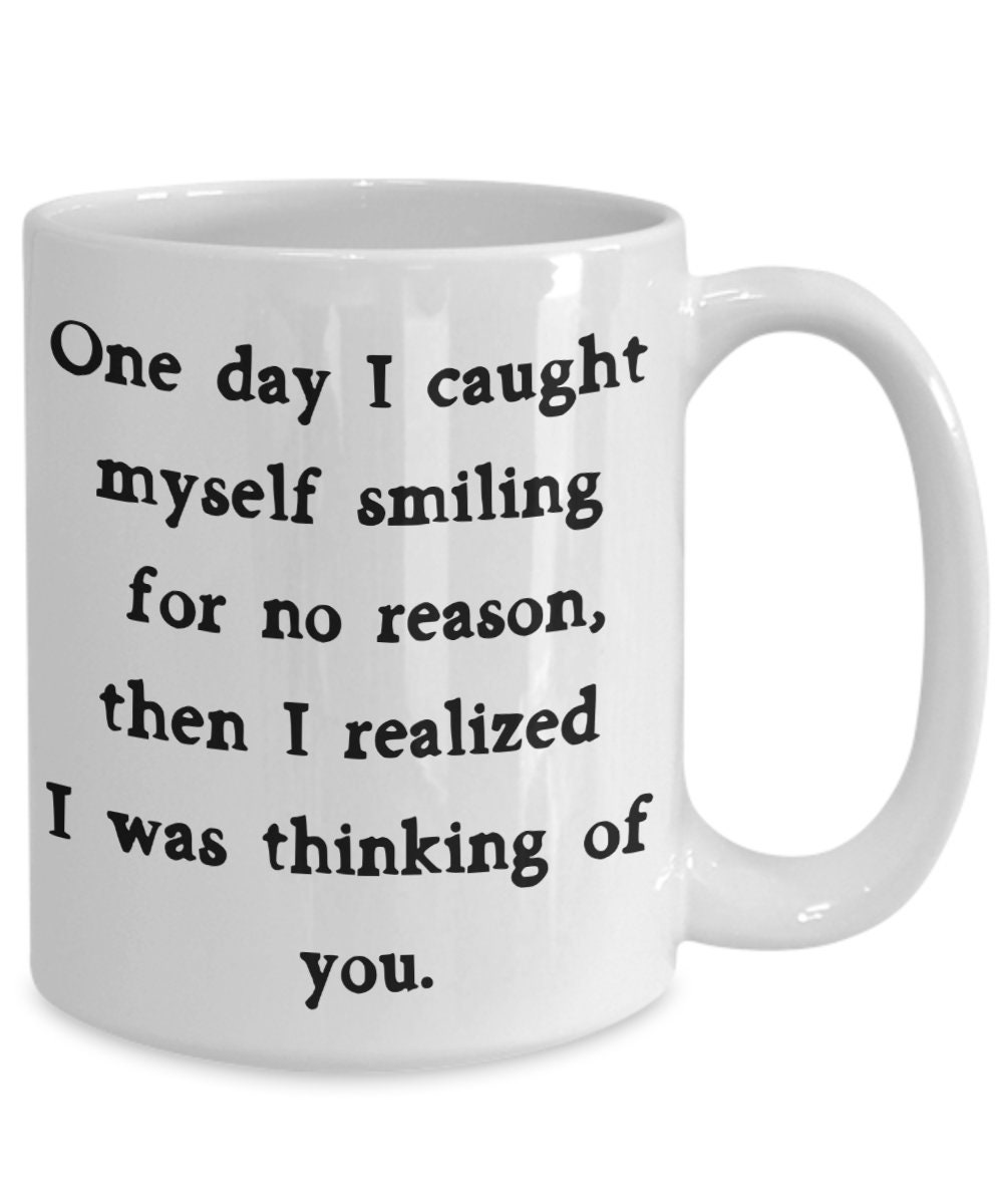 thinking of you coffee mug gift quotes missing you far away
