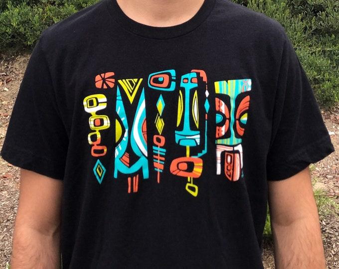 Mod Tiki T-shirt