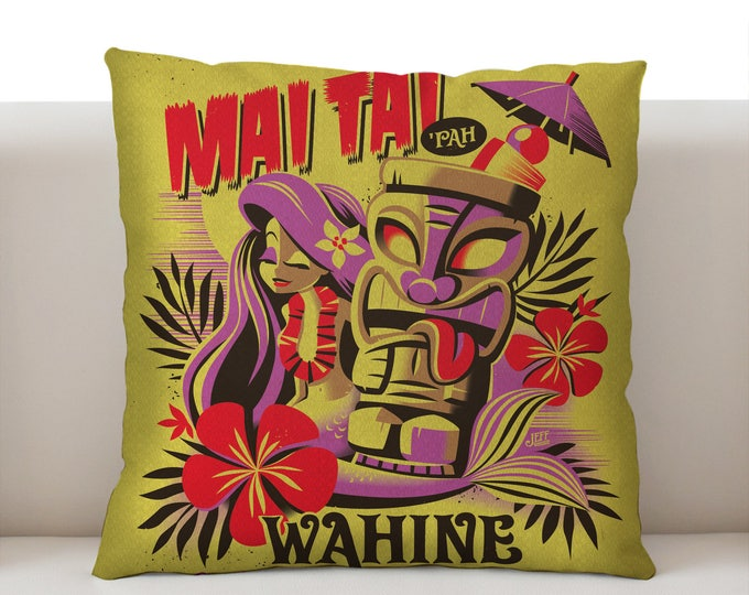 Mai Tai Pah Pillowcase