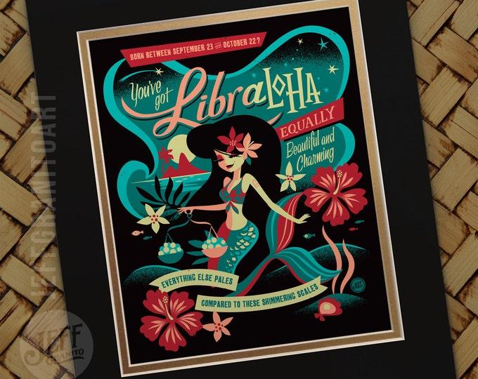 Libraloha Print