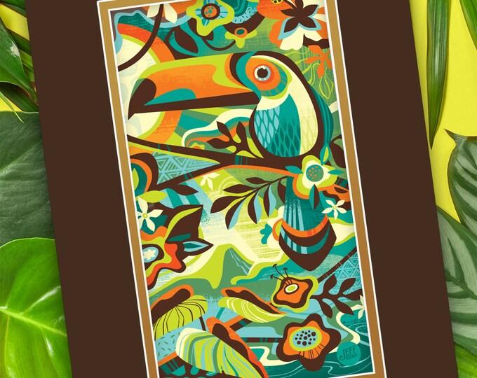 Tropic Canopy Print