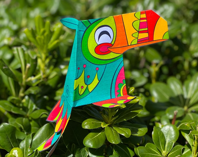 Color Me Toucan Craft