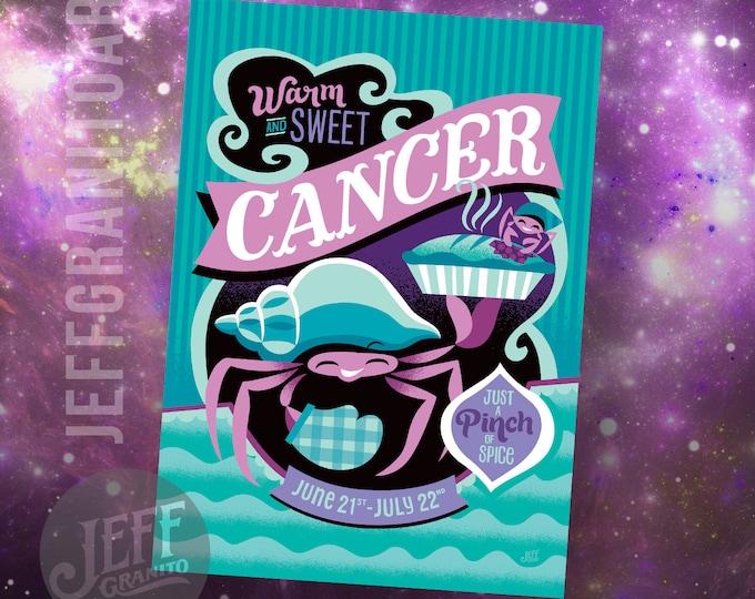 Cancer Mini Print