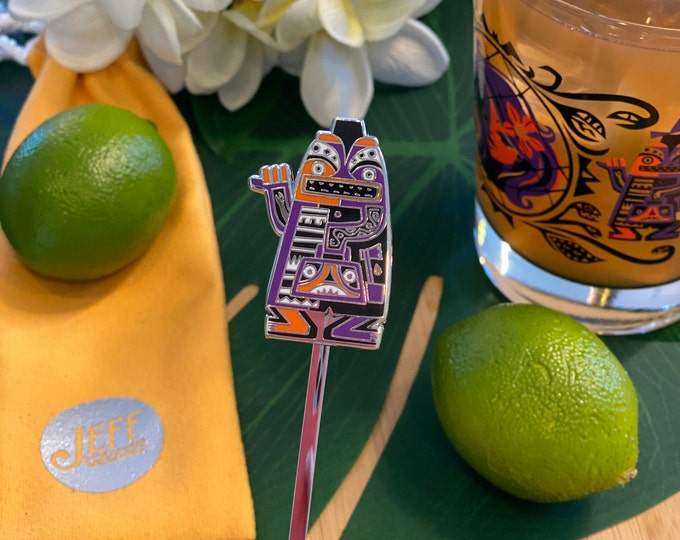 Be-Heading My Way? Swizzle Stick