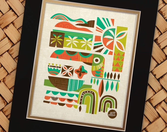 Toucan Breeze Print