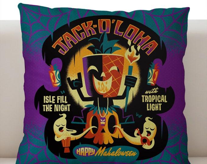 Jack O'Loha Pillowcase