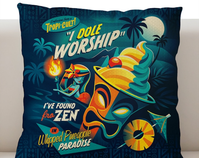 Idole Worship Pillowcase