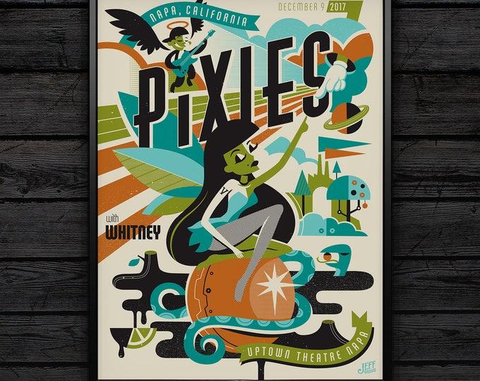 Pixies Poster Print