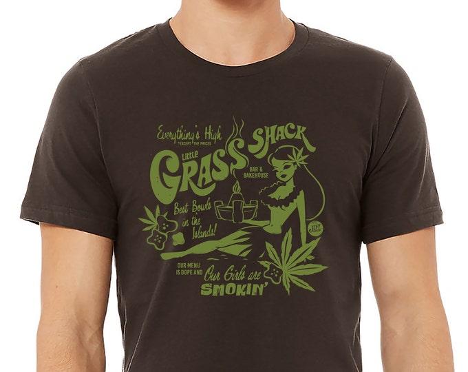 PRE ORDER Little Grass Shack Tee, Unisex Tee