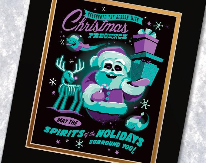 Christmas Presence Print