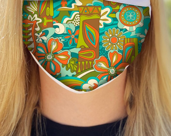 Big Beautiful Tikimorrow Face Mask