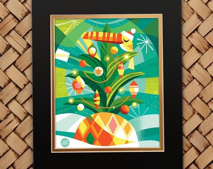 O Christmas Treat Print