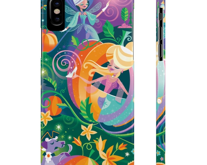 Pumpkin Carriage By Jeff Granito Slim Phone Cases