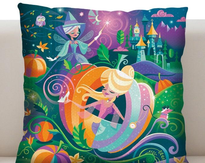Pumpkin Carriage Pillowcase