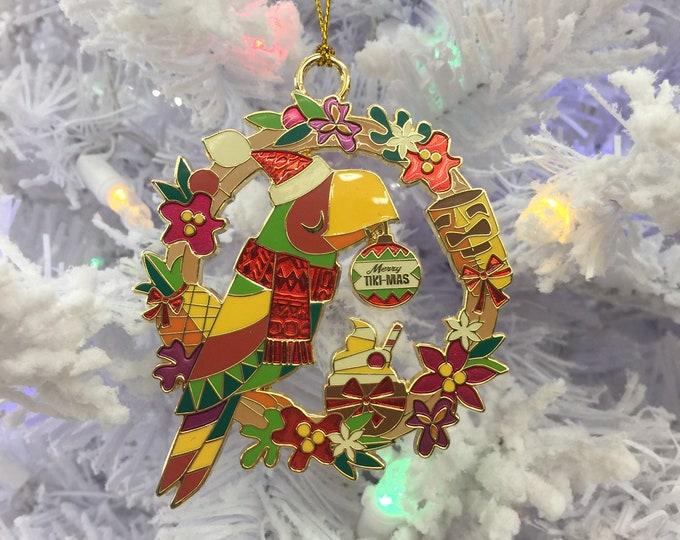 Merry Tiki-Mas Ornament