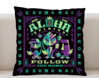 Aloha Spirits Night Pillowcase