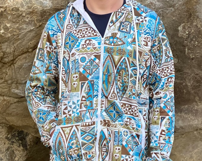 Jungle Juju Double Layered Unisex Jacket