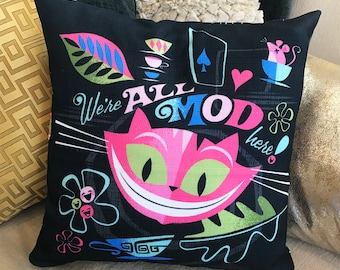 We're All Mod Pillowcase
