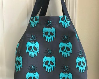 Poisoned Pineapple Tote Bag