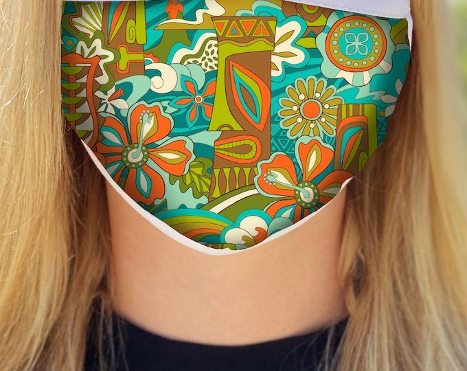 Big Beautiful Tikimorrow Face Mask