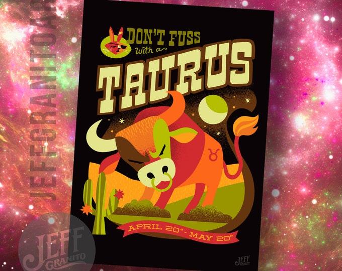 Taurus Mini Print