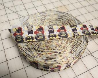 Cartoon Bat girl Ribbon