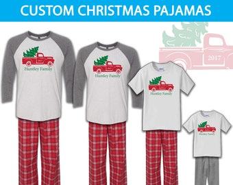 d066b45d1 Family christmas pajamas