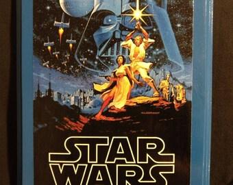 Star Wars: A New Hope wall art