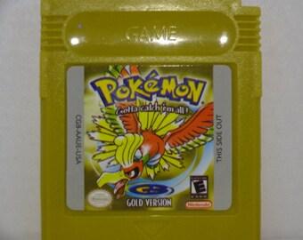 Pokemon Gold for gameboy color