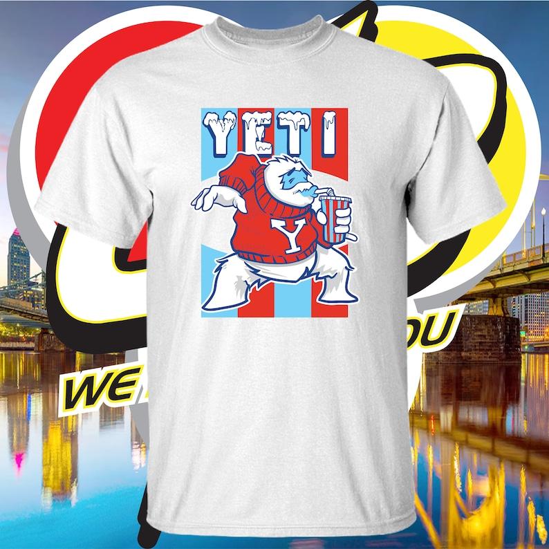 YETI shirts and socks image 0