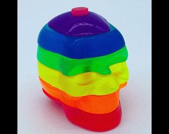 Rainbow Sliced - Gummi Edition
