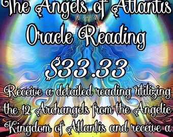The Angels of Atlantis Oracle Reading