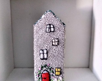 Embroidered Town House