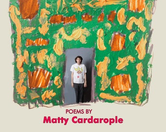 """SIGNED """"Happy Birthday Everyday"""" Poetry Book by Matty Cardarople (Signed Copies)"""