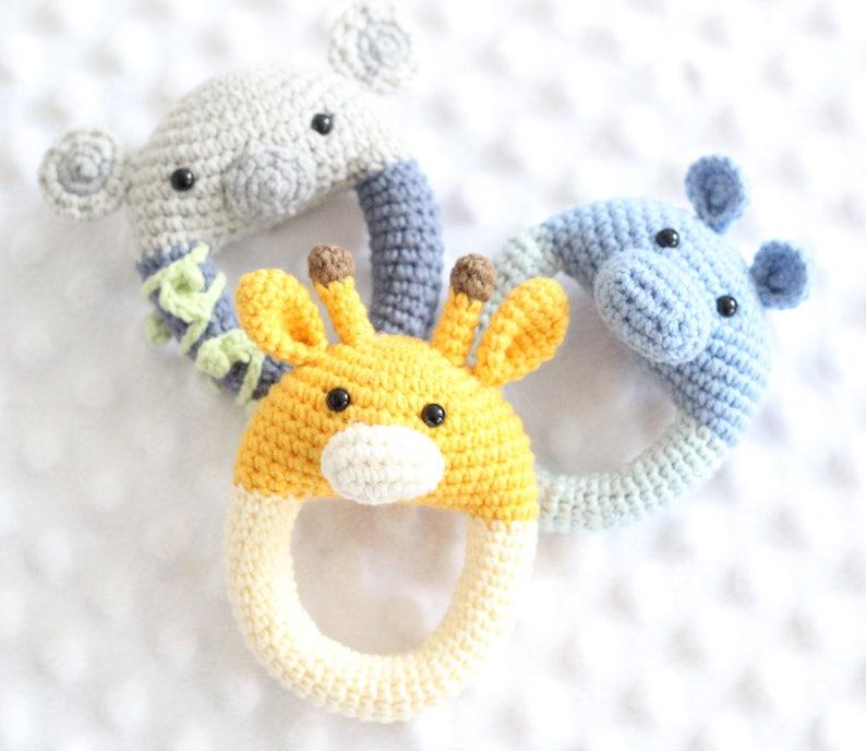 Llavero de jirafa de crochet, jirafa de crochet, amigurumi de ... | 688x794