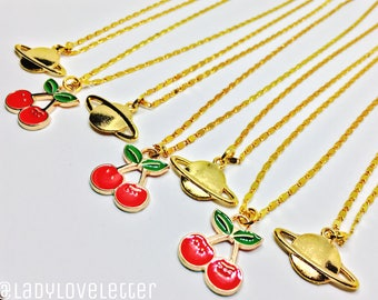 Golden Gal Necklace Collection