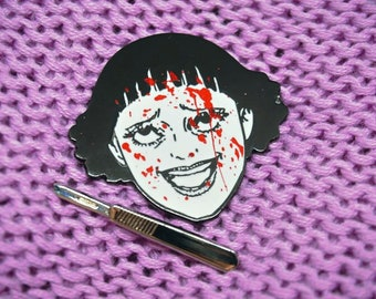 Dissection Girl Pin Set